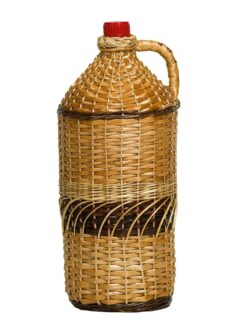 Бутылка 7л «Симон» декор.