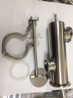 Джин-корзина вертикальная 1,5D в сборе