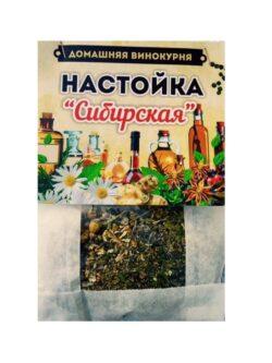 Настойка «Сибирская», 50 гр